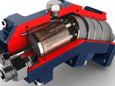 Hydraulic Pumps - Where and How They're Used