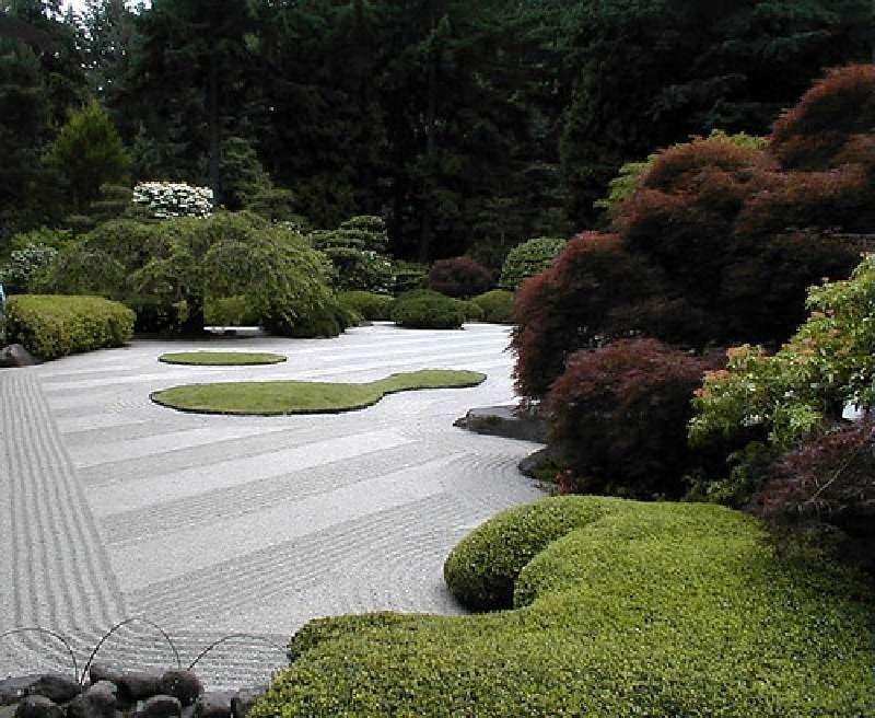 Japanese Walking Garden