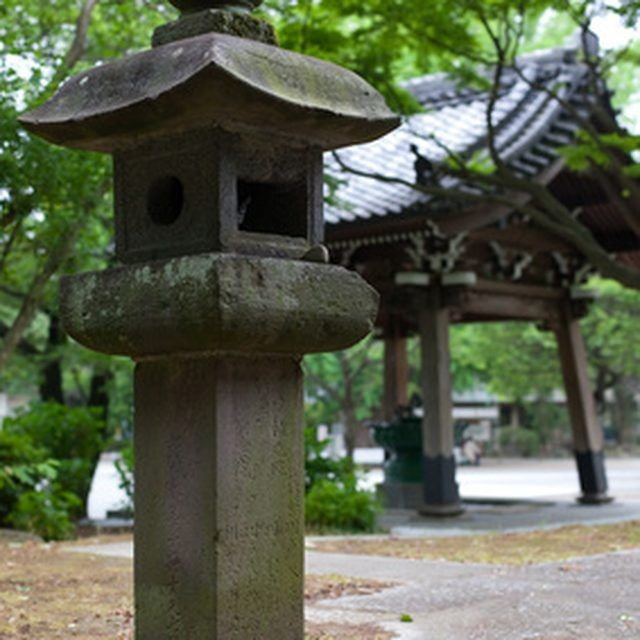 Pagoda Pillar