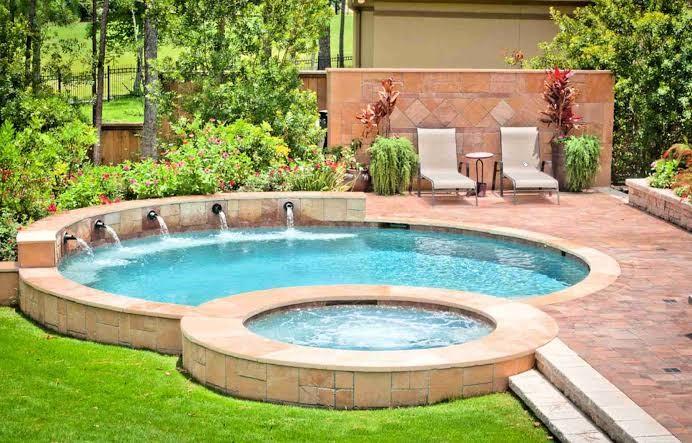 Tiny Round Pool