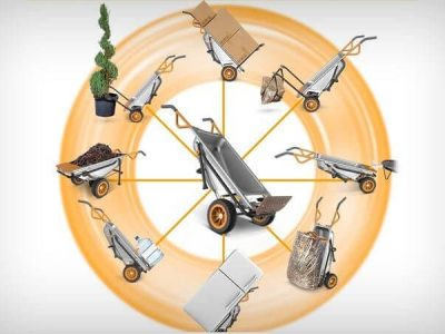WORX Wheelbarrow Review