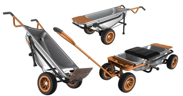 WORX Wheelbarrow