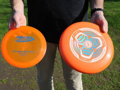 What's The Difference Between a Disc Golf and a Frisbee