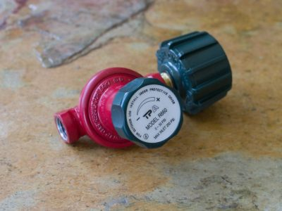 Why Is There a Hole in an LPG Regulator