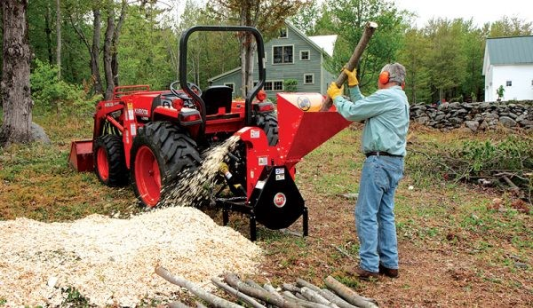 Woodchippers What are the Dangers