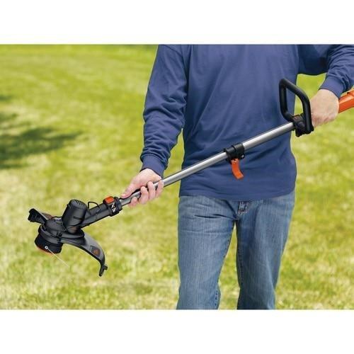 13-Inch Cutting Diameter & Adjustable Shaft Height