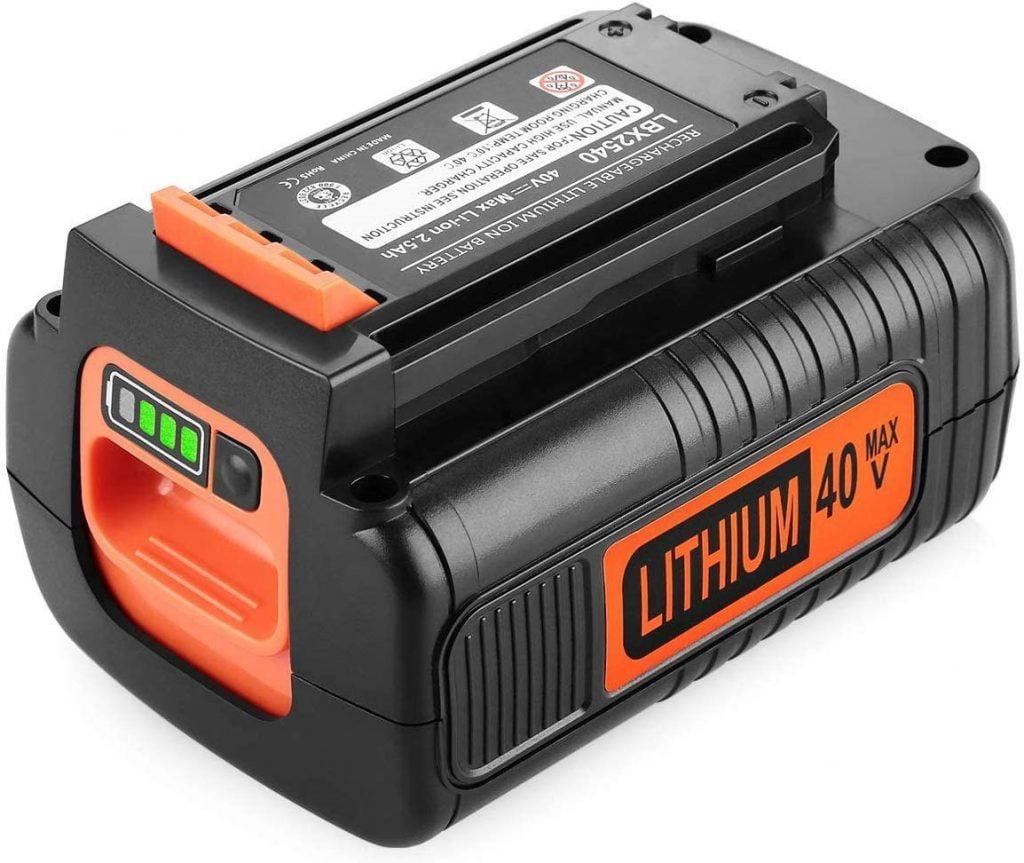 40v Lithium Battery