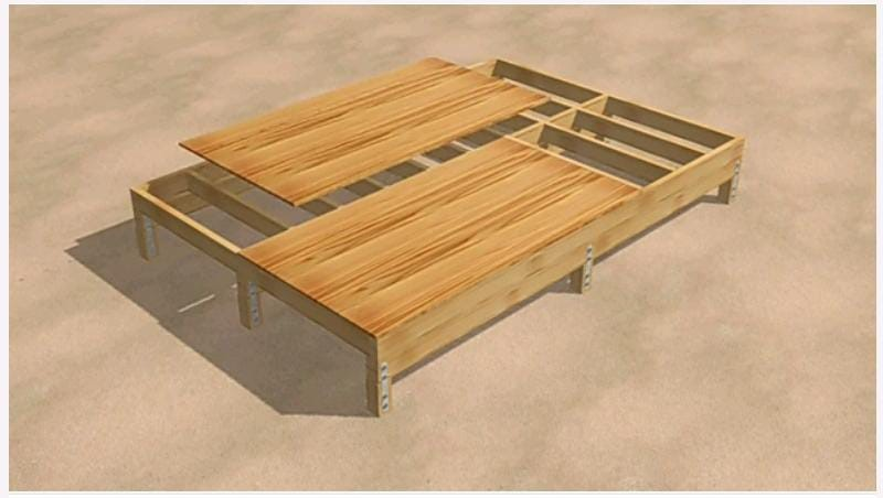 Add Plywood Sheets