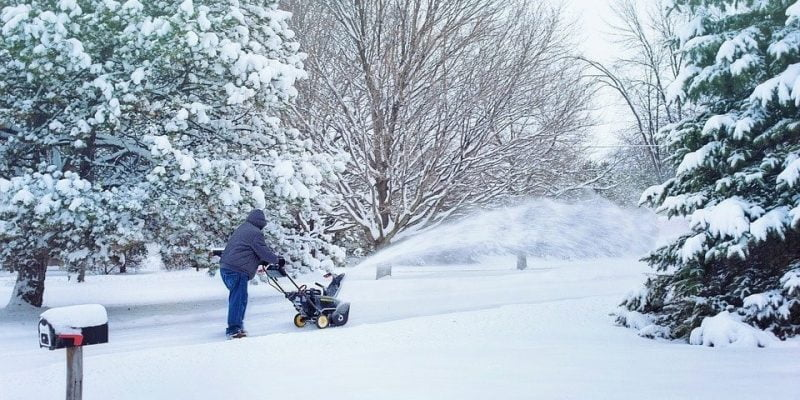 Are Snow Blower Safe to Use on Gravel Driveways