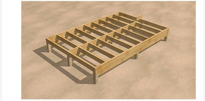 Attach One More Layer of The Joist to Support the Beam