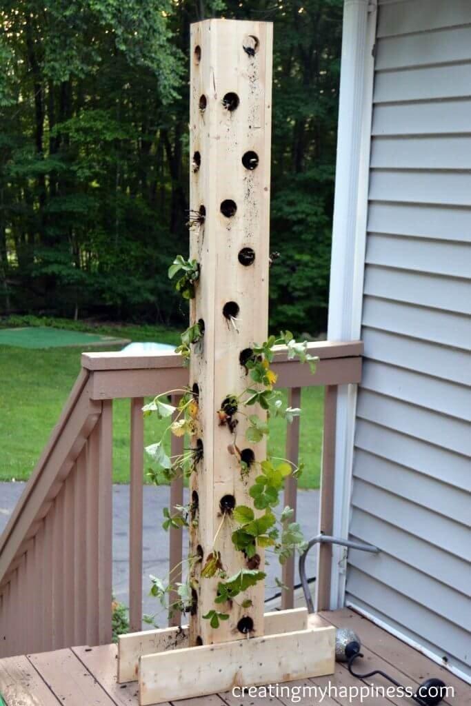 DIY Garden Towers