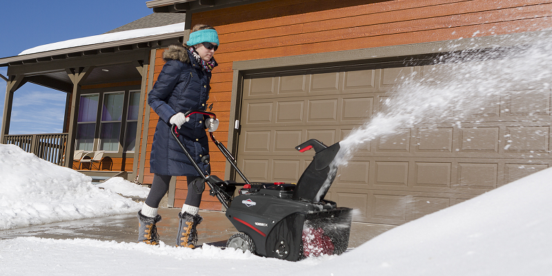 Different Types of Snow Blower