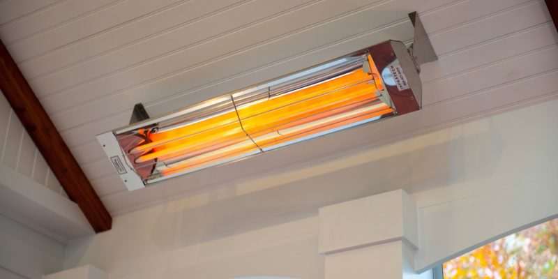 How Much Electricity Does an Infrared Heater Consume