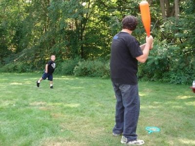 How To Throw a Curveball with Wiffle Ball