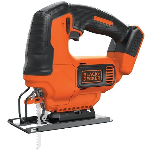 How to Put a Blade on a Black Decker Saw