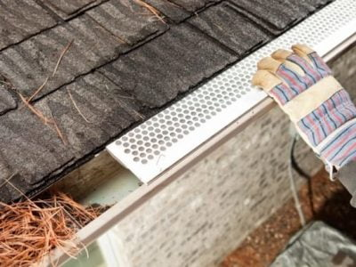 How to Remove Snap-in Gutter Guards