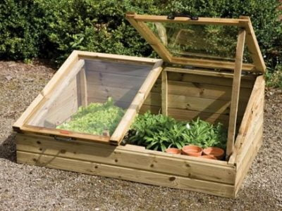 How to Use Cold Frame Greenhouse