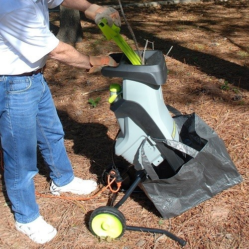 How to Use a Woodchipper