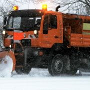 Is Snow Plowing Bad for Your Trucks
