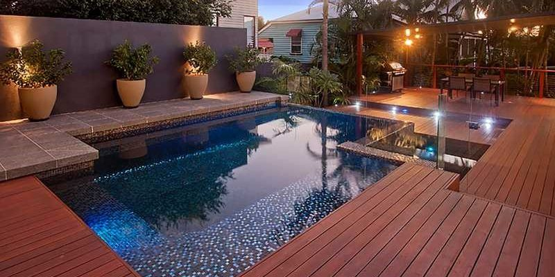 What Is the Best Timber for Pool Decking