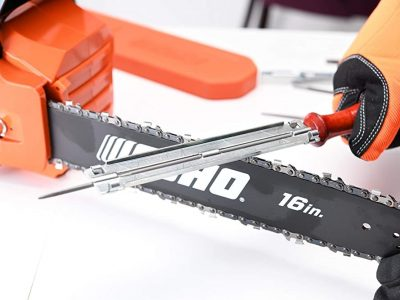 What Size File Do I Need for My Chainsaw Chain