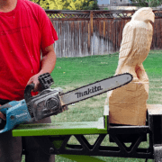 What type of Electric Chainsaw do I Need for Carving